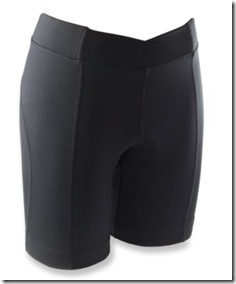 Choosing bike shorts for the first time